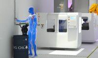 工业三维动画制作:厂房车间模拟